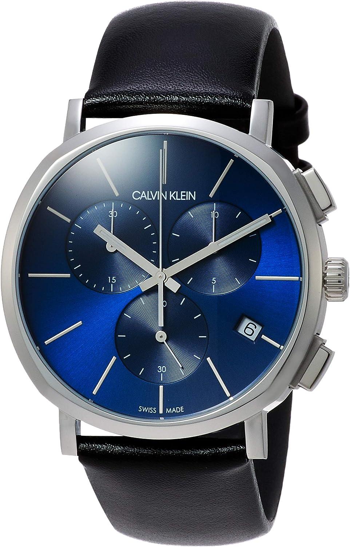 Calvin Klein Reloj de Vestir K8Q371CN