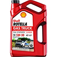 Rotella Gas Truck 5 Quart 5W-30 Full Synthetic Motor Oil
