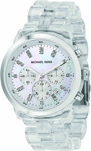 : Michael Kors Quartz, Mother of Pearl Dial