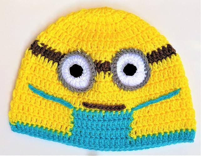 Amazoncom Cute Minions Boys Hat Adorable Stuff Kids