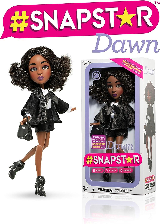 #SNAPSTAR DJ YUKI Figure Doll /& Accessories Snap Style Share Toy Kids Brand NEW