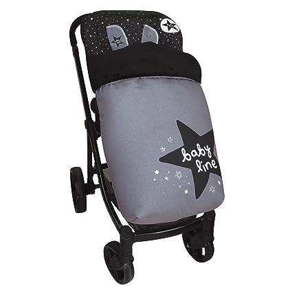 Saco de Bebé Universal Silla Polar COMPLETO + Cubre Arnés de ...