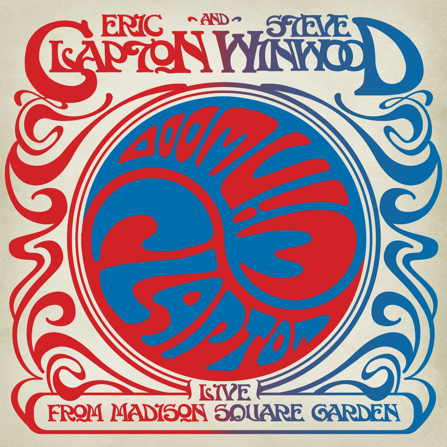 Live From Madison Square Garden (2 CD) by Clapton,Eric