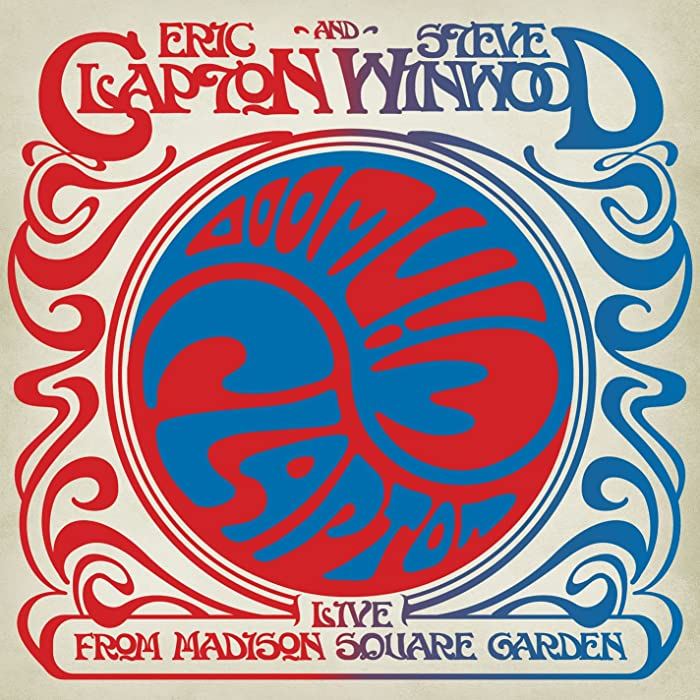 Top 7 Eric Clapton Steve Winwood Madison Garden Cd