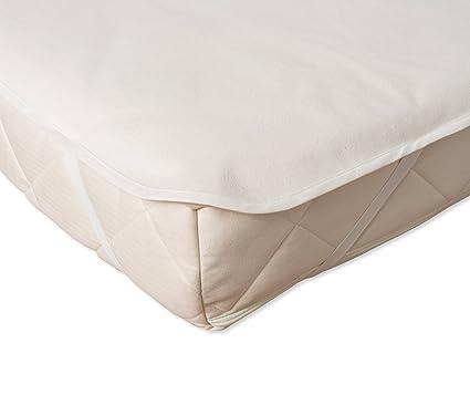 Orgánicos Naturalmat Protector de colchón impermeable Stokke Sleepi, 67 x 126 cm