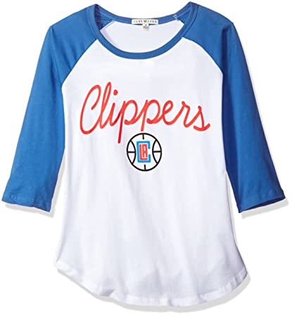 63ad047619c Amazon.com   NBA Women s All American Raglan T-Shirt   Sports   Outdoors