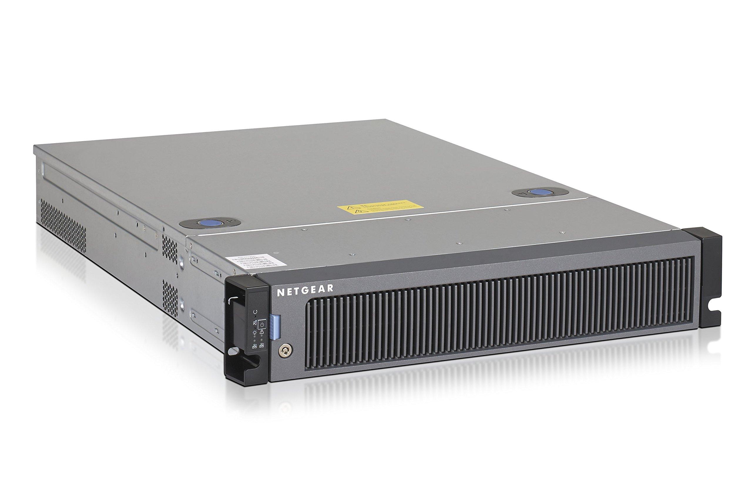 NETGEAR ReadyNAS 4312X Network Attached Storage 2X 10Gbase-T 2U Rackmount 12 Bay 12 x 3TB Enterprise HDD (RR4312X3-10000S)