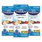 Amazon Price History for:Pedialyte Variety Powder Pack, 24 Count
