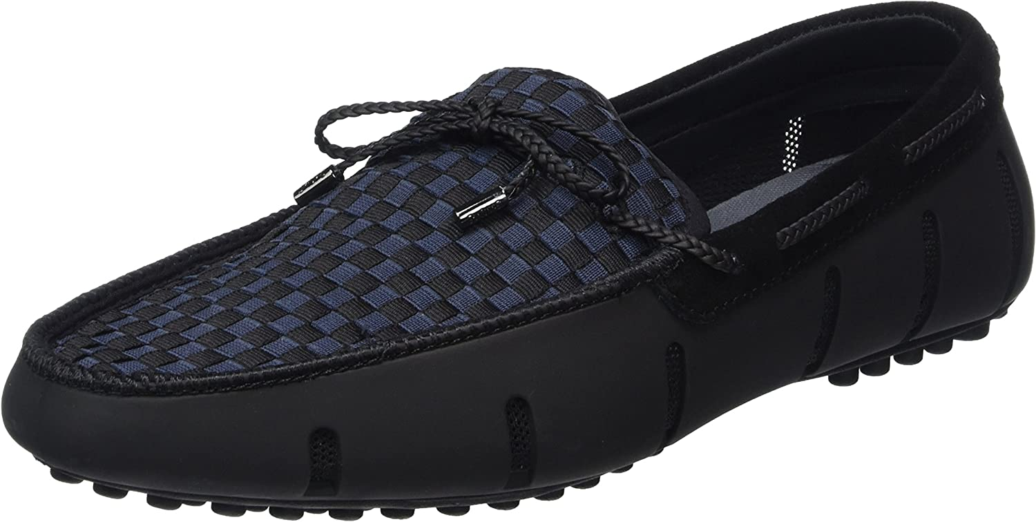 SWIMS Lace Loafer Woven, Mocasines para Hombre