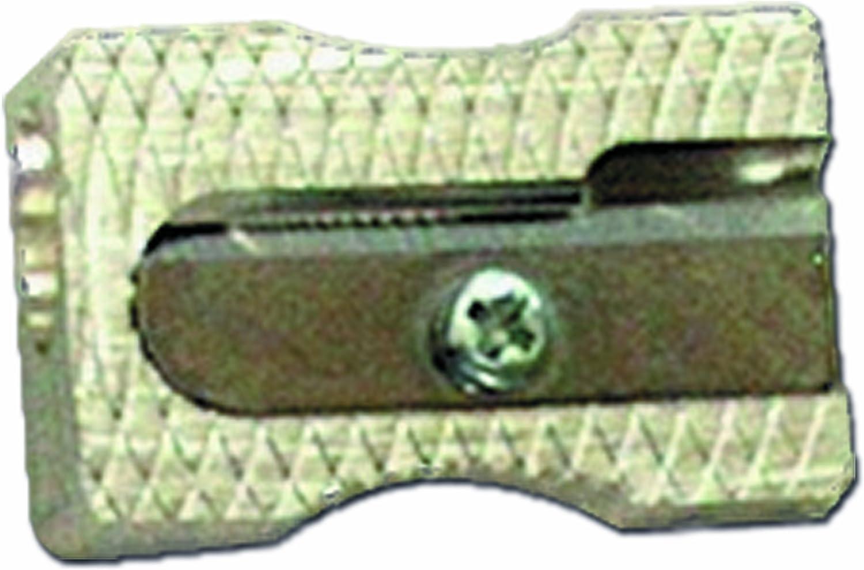 3337620 Office Depot - Silver Pencil Sharpener