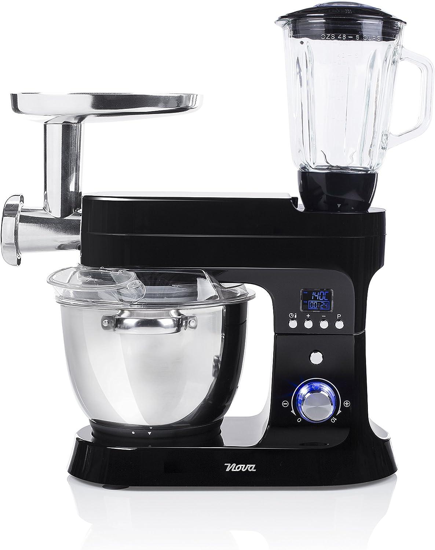 Nova 02.220510.01.001 - Robot de cocina: Amazon.es: Hogar