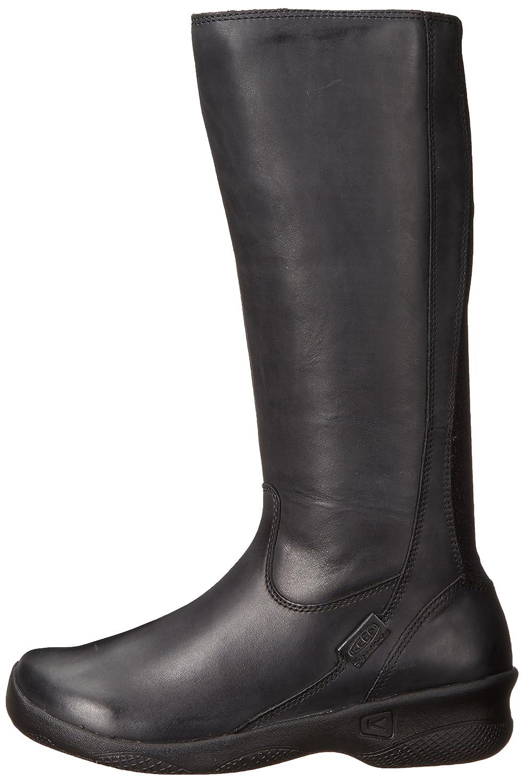 KEEN Women's Baby Bern Ii Tall-w Rain Boot B01MTOXC67 7.5 B(M) US|Black