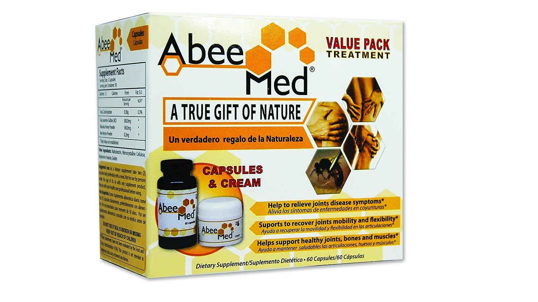 AbeeMed Capsules & Cream -Value Pack-