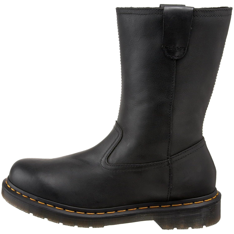 Dr. Martens Ranger, Chaussures montantes homme Noir, 45 EU