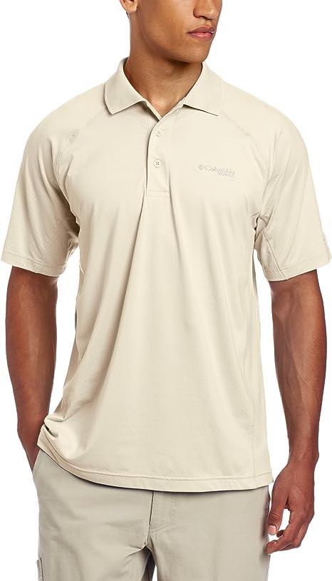 New Mens Columbia Solar Polar Omni-Freeze Zero Crew Top Tee Shirt