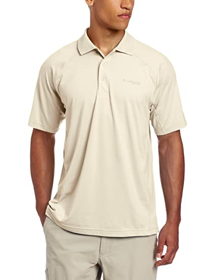 6f4a632d10505 Amazon.com   Columbia Men s PFG Freezer Zero Polo (Omni-Freeze ZERO)   Polo  Shirts   Clothing