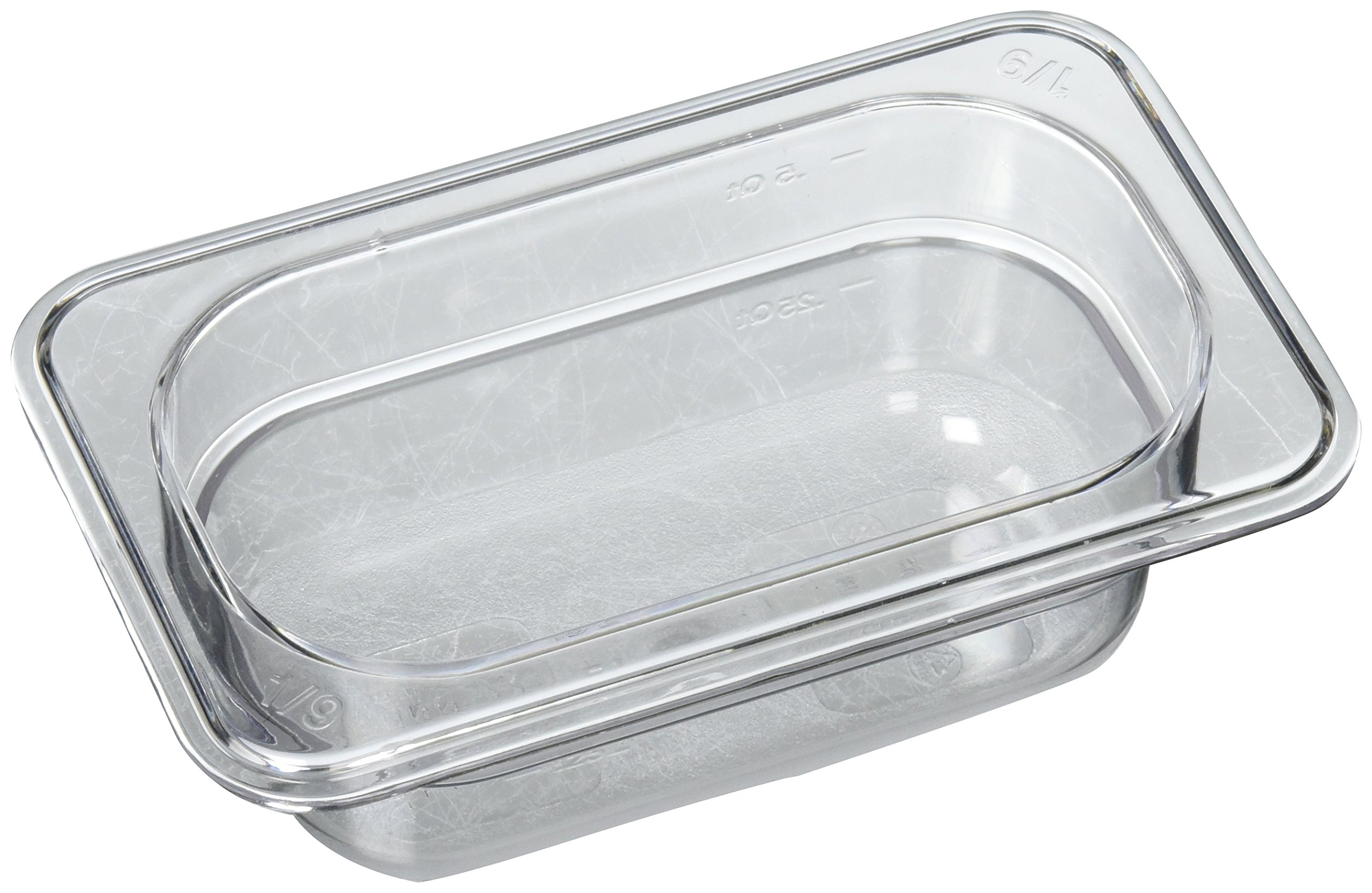 Winco SP7902 1/9 Size Pan, 2-1/2-Inch