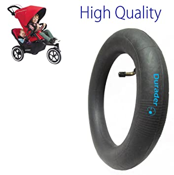 2 x PHIL AND TEDS E3 12.5 INCH INNER TUBE FOR FRONT /& REAR WHEELS BENT//ANGLED VALVE