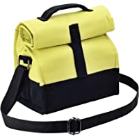 Fatmug Insulated Canvas Lunch Bag with Adjustable Shoulder Strap