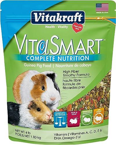 Vitakraft VitaSmart Complete Nutrition Guinea Pig Food