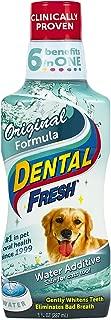 product image for Dental Fresh Original Formula Dog Water Additive 8 oz. (FGI00422)