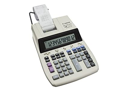 Canon BP1200-DTS - Calculadora sobremesa impresión (TFT ...