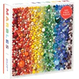 Galison Rainbow Marbles Puzzle (500 Piece)