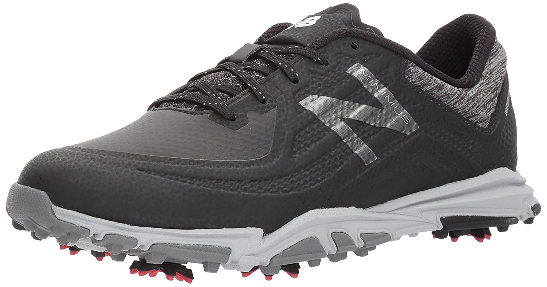 New Balance Men's Minimus Tour Golf Shoe B074L5SFH4 8.5 2E 2E US|Black