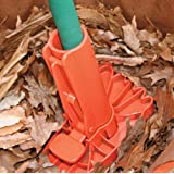 EZ Lawn and Garden Leaf Stomper, 10-Inch, Orange