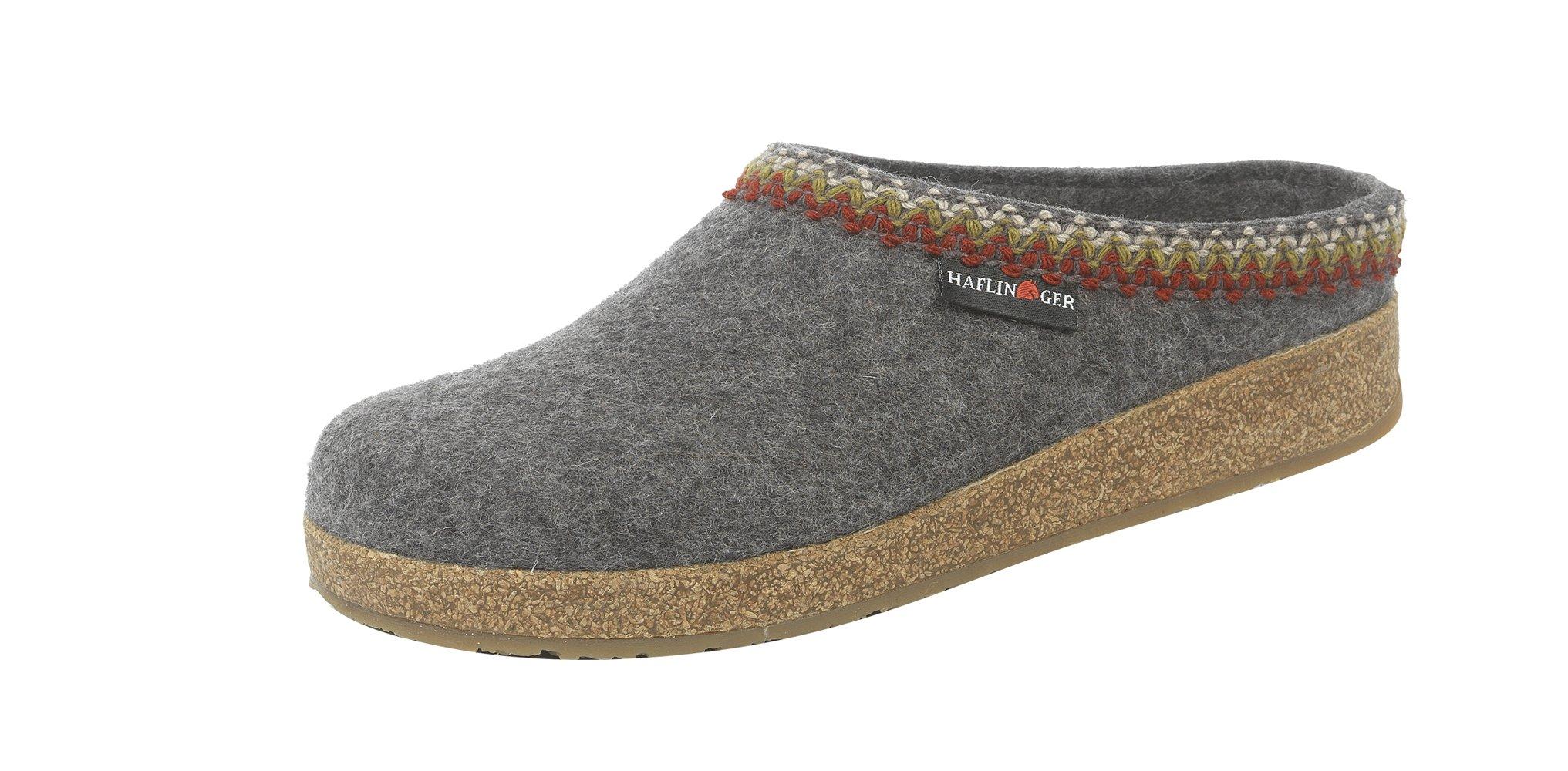 Haflinger Zigzag, Color: Grey, Size: 36 (711053-4-36)