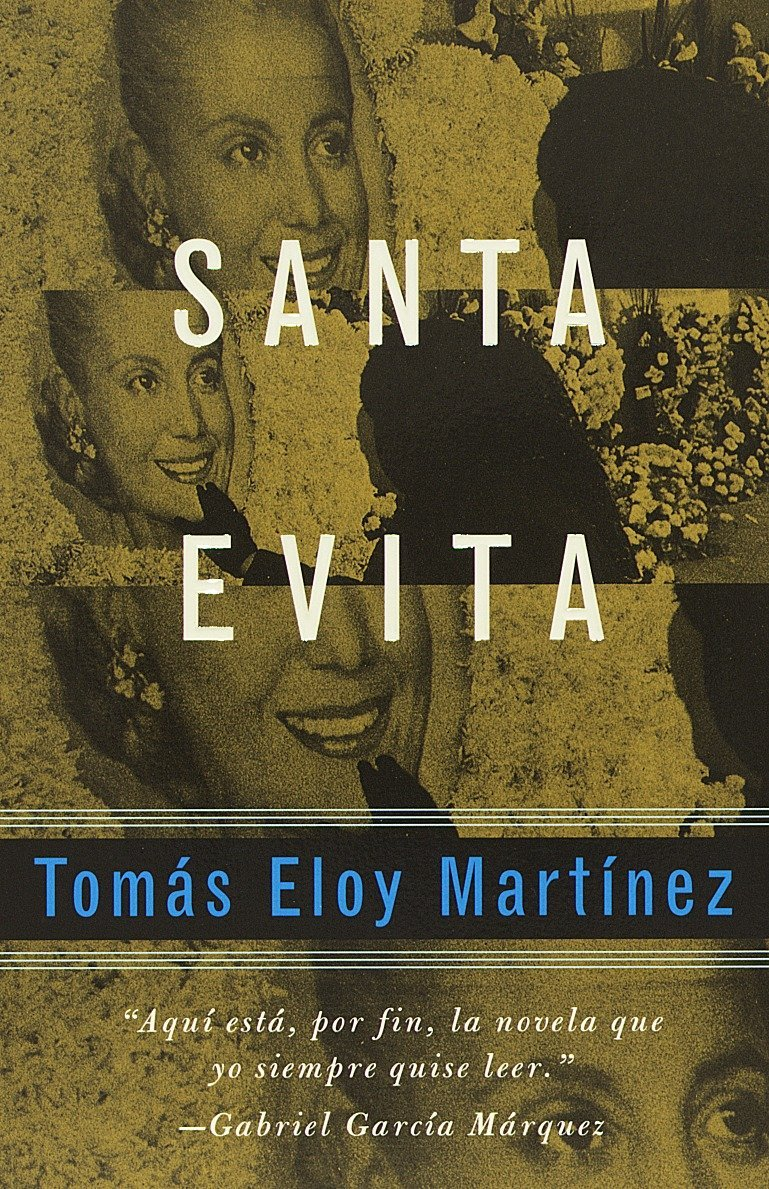 Santa Evita: Spanish-language edition