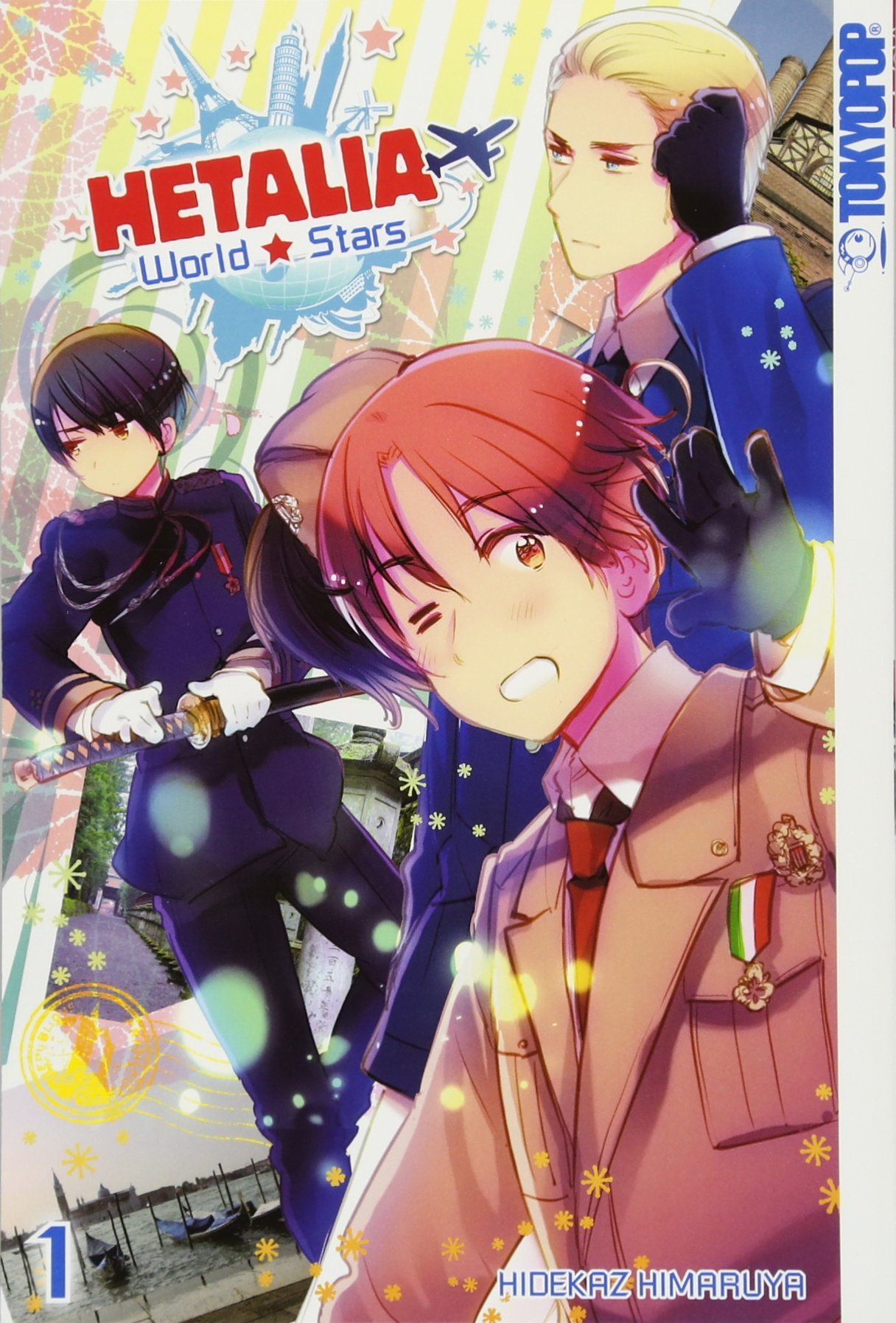 Hetalia - World Stars 01