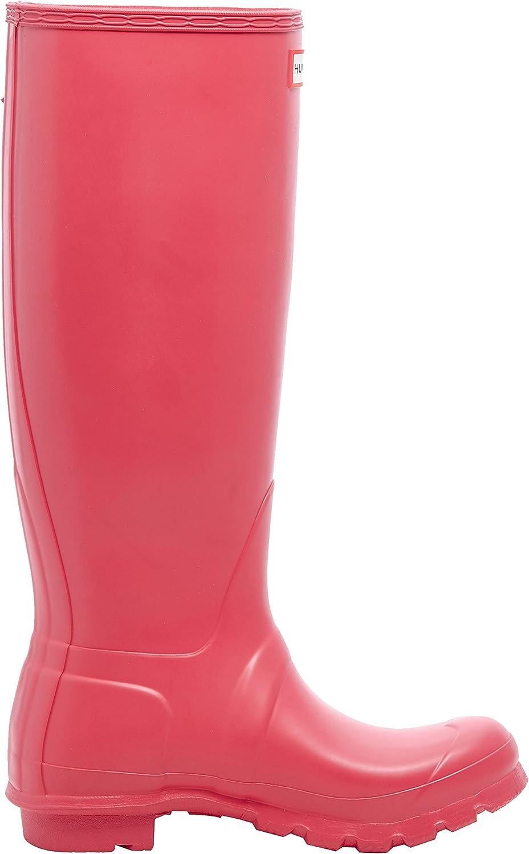 Hunter Original Tall (W23499), Stivali Donna Rosa Pink Rbp