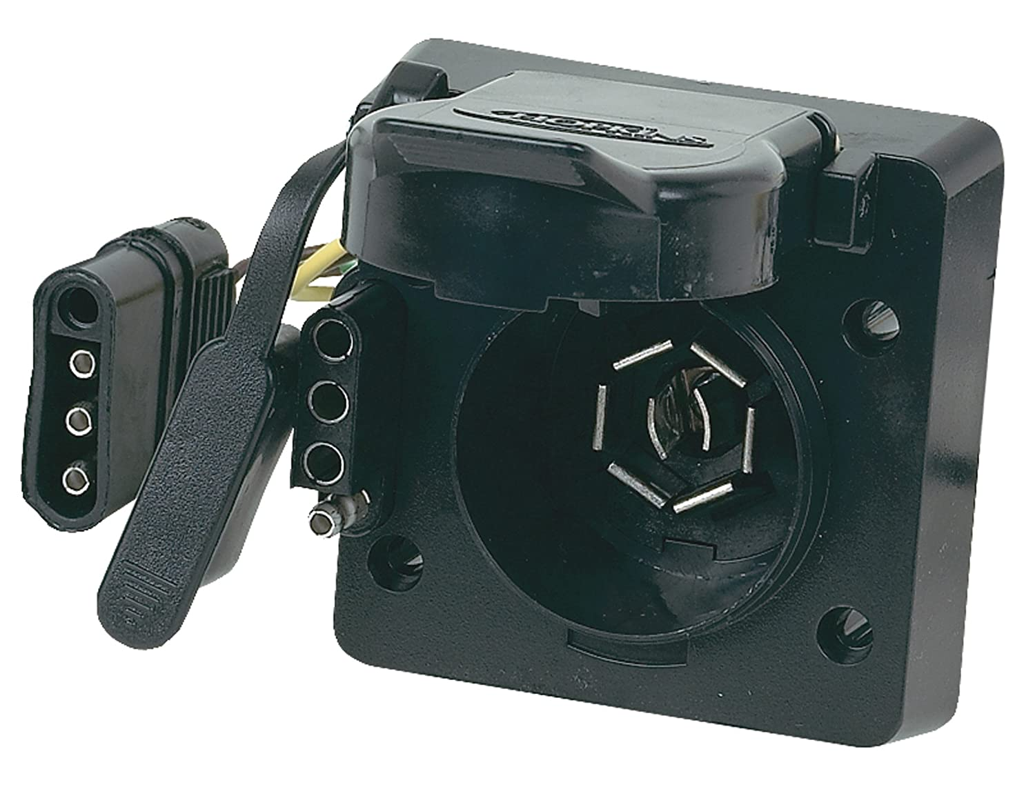 81Q9L0bgiAL._SL1500_ amazon com hopkins 47185 multi tow adapter automotive  at reclaimingppi.co