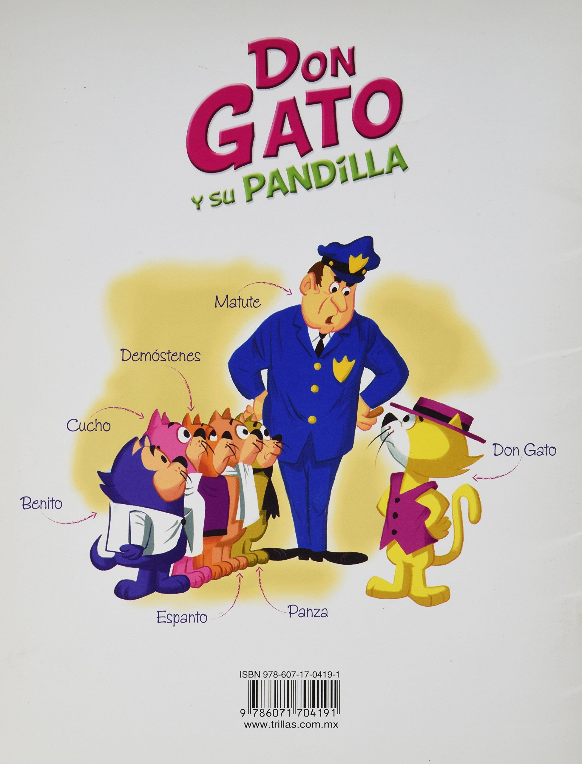 Don gato y su pandilla / The Cat and his friends (Spanish Edition): Carl Memling: 9786071704191: Amazon.com: Books
