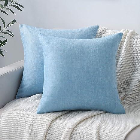 Soft Throw Pillow Case Sofa Cushion Pillow Cover 20x20/'/'//24x24/'/' Home Decor