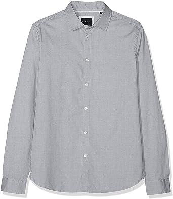 Sisley 5BJW5QDV9 Camisa, Gris (Grigio 914), XX-Small para Hombre: Amazon.es: Ropa y accesorios