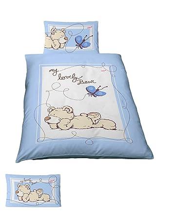Bettwäschegarnituren Möbel & Wohnen Baby BettwÄsche 100x135+40x60 Bettwäsche