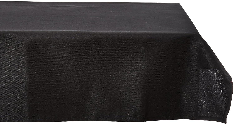 Design Black Tablecloth amazon com linentablecloth 70 inch square polyester tablecloth black home kitchen