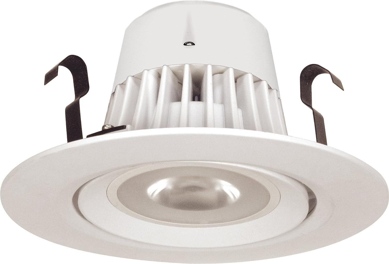 Satco S9116 LED Retrofit Kit 3000K Medium Base Light Bulb with 40 ...