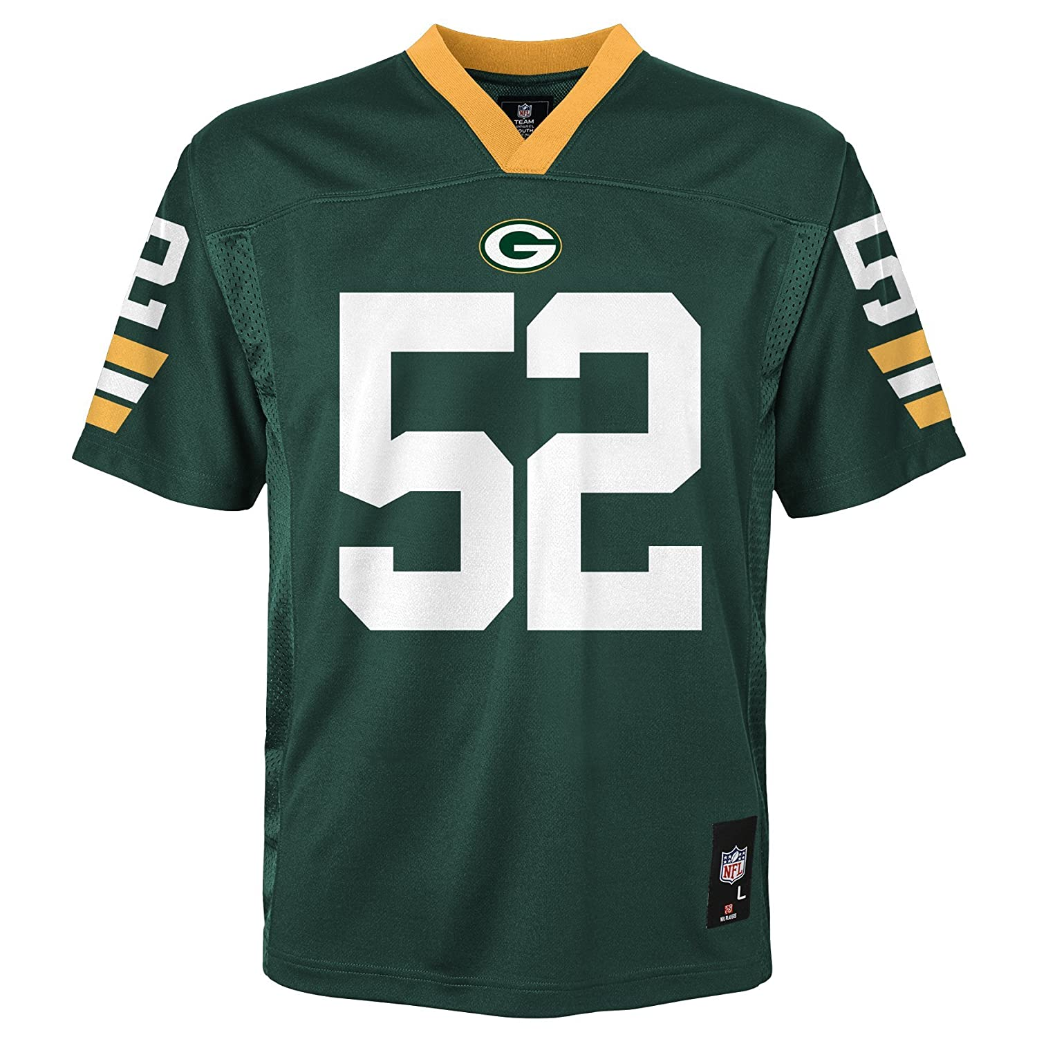 Outerstuff NFL Boys Player Name and Number Jersey