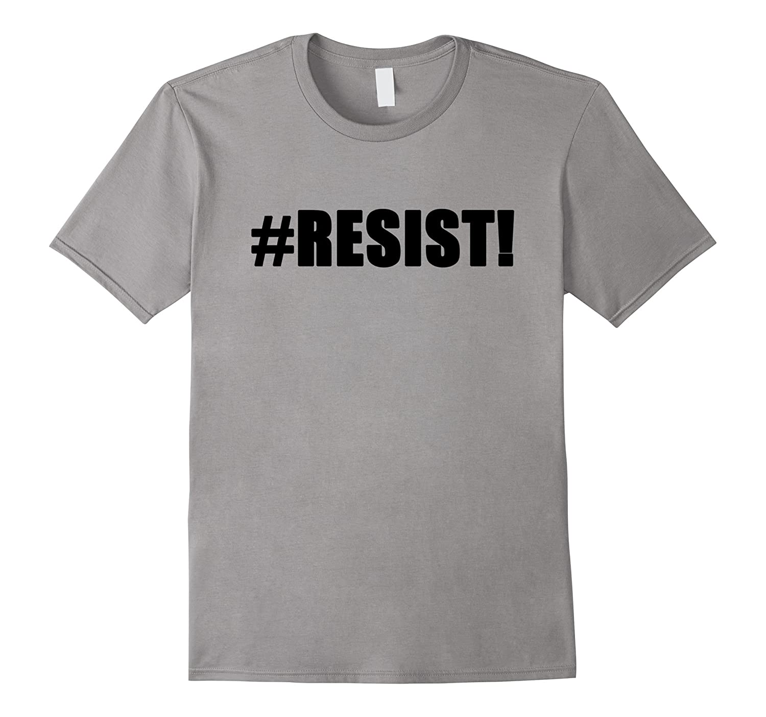 #Resist! Political Anti Trump USA T-shirt-BN