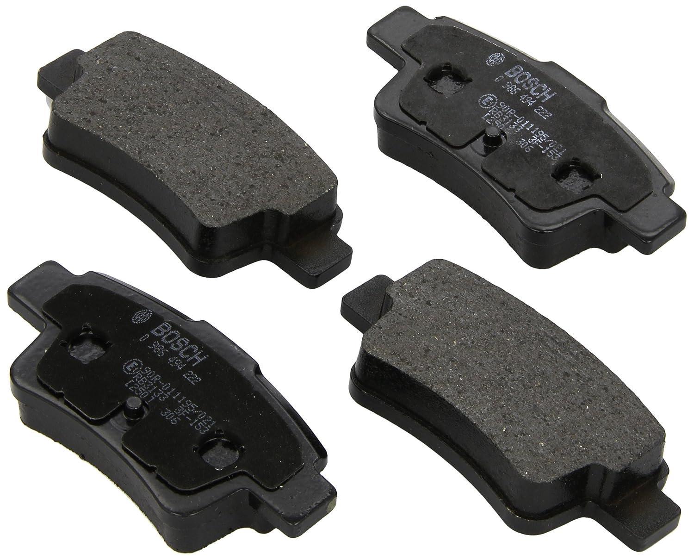 Bosch 986494222 Bremsbelagsatz 4-teilig