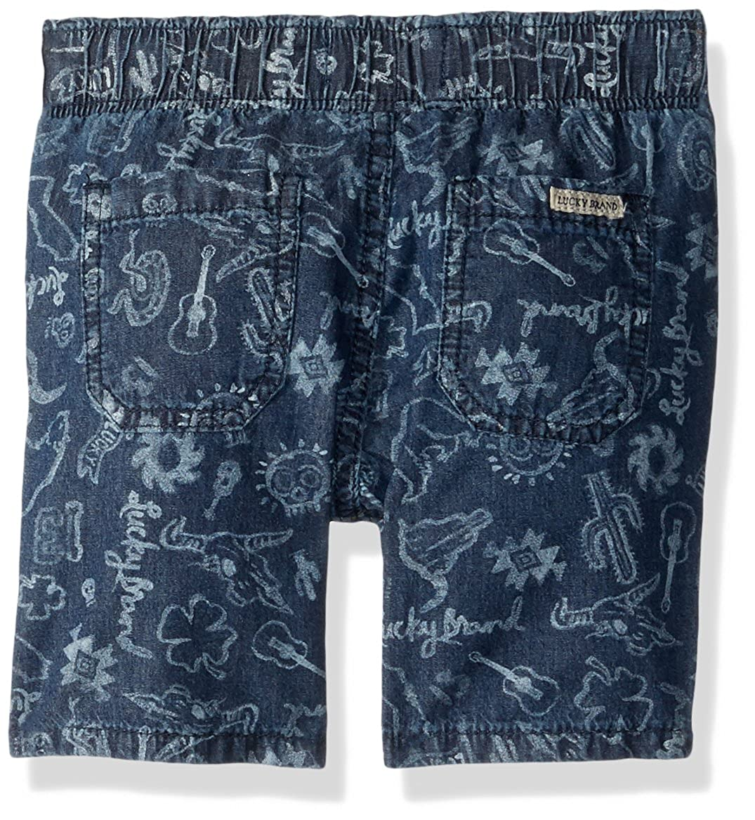 Lucky Brand Boys Pull on Shorts
