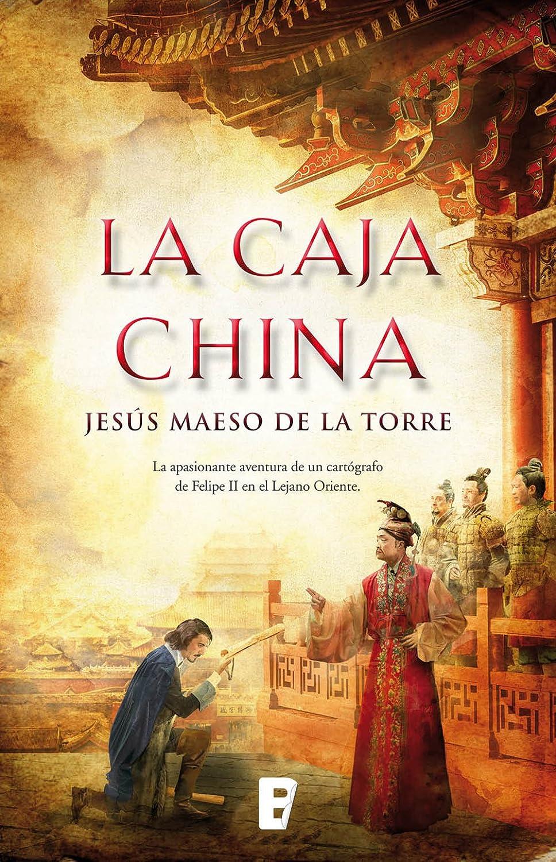 La caja china eBook: de la Torre, Jesús Maeso: Amazon.es: Tienda Kindle