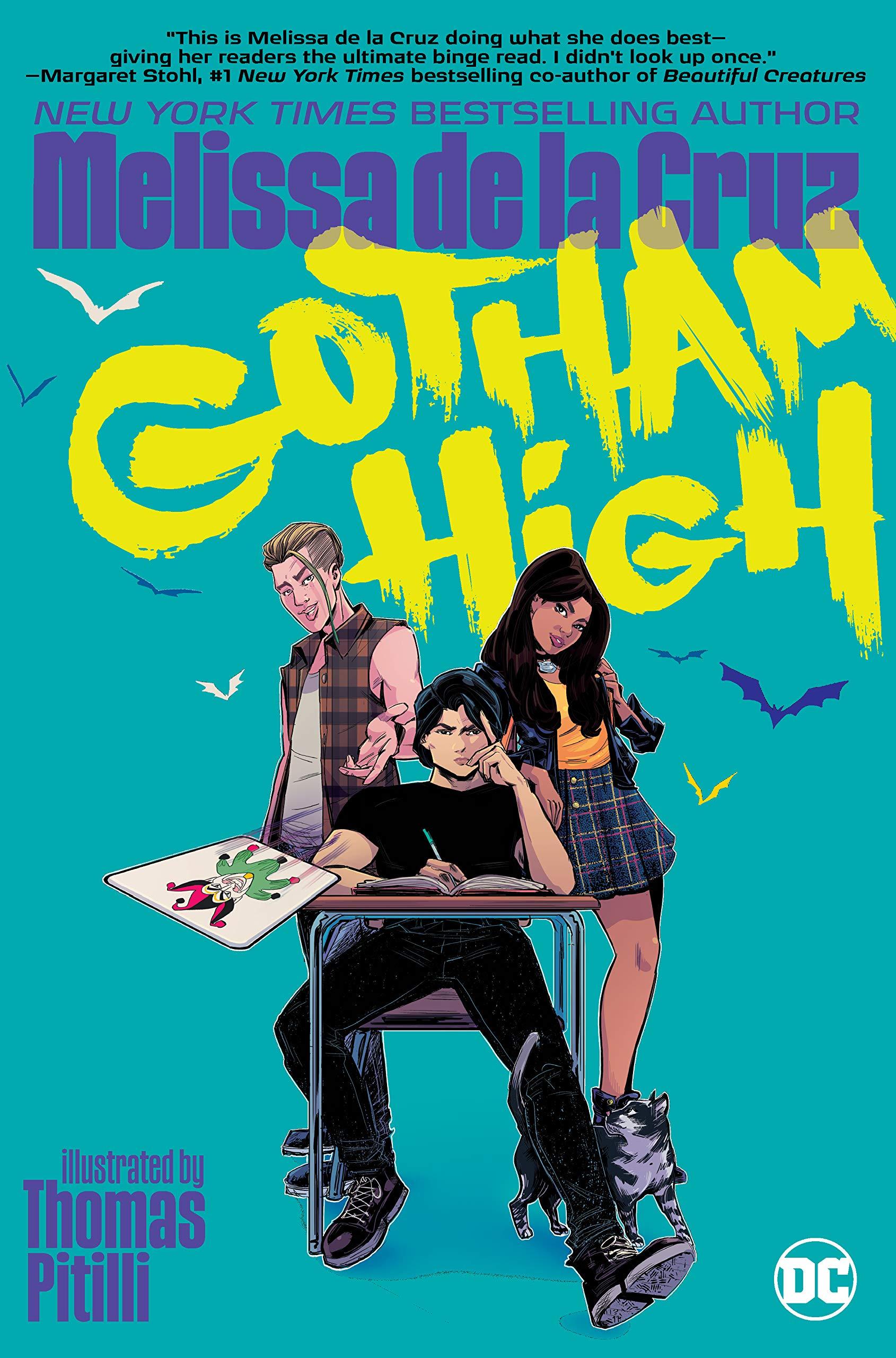 Amazon.com: Gotham High (9781401286248): de la Cruz, Melissa ...