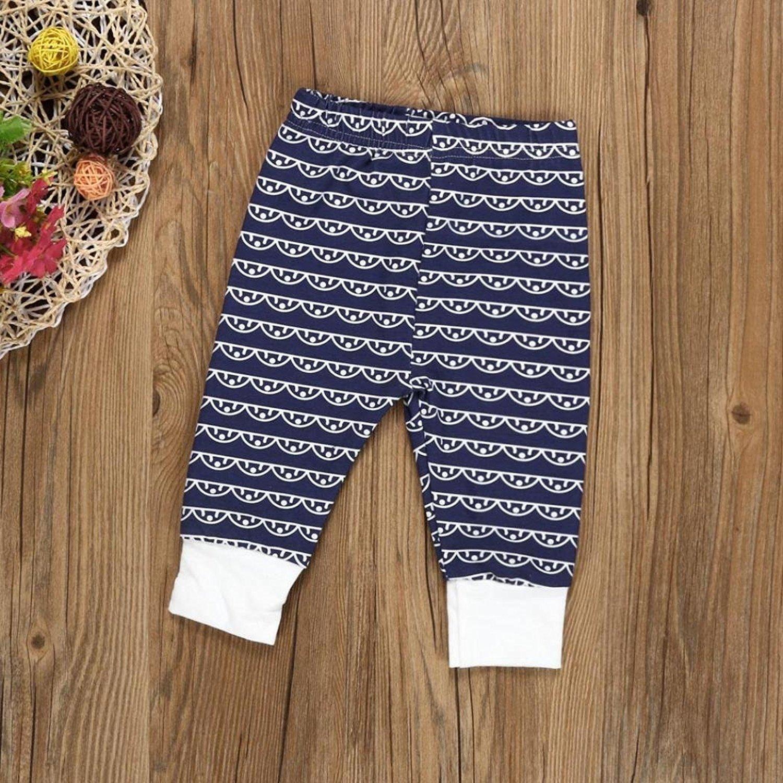 Amiley baby girl clothing Pants 3PCS Newborn Baby Boy Girl T shirt Tops Pants Hat Clothes
