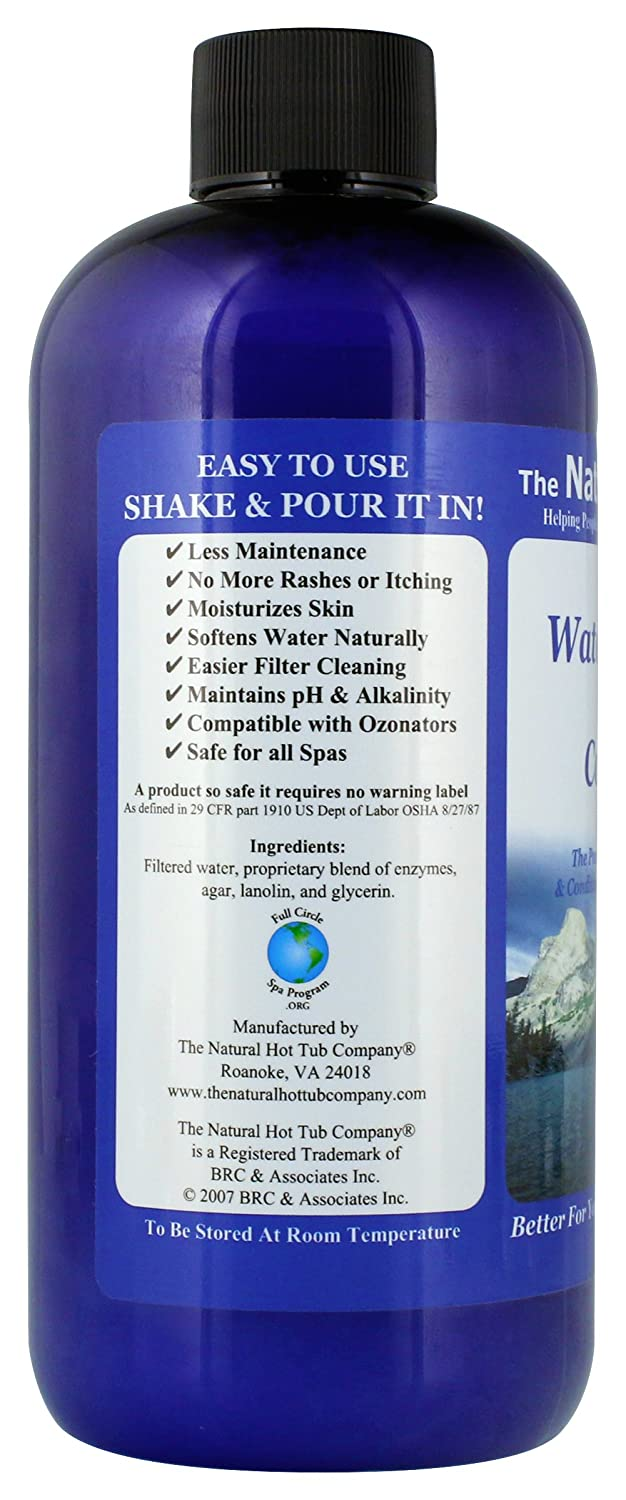 Amazon.com: The Natural Hot Tub Company Water Treatment and ...