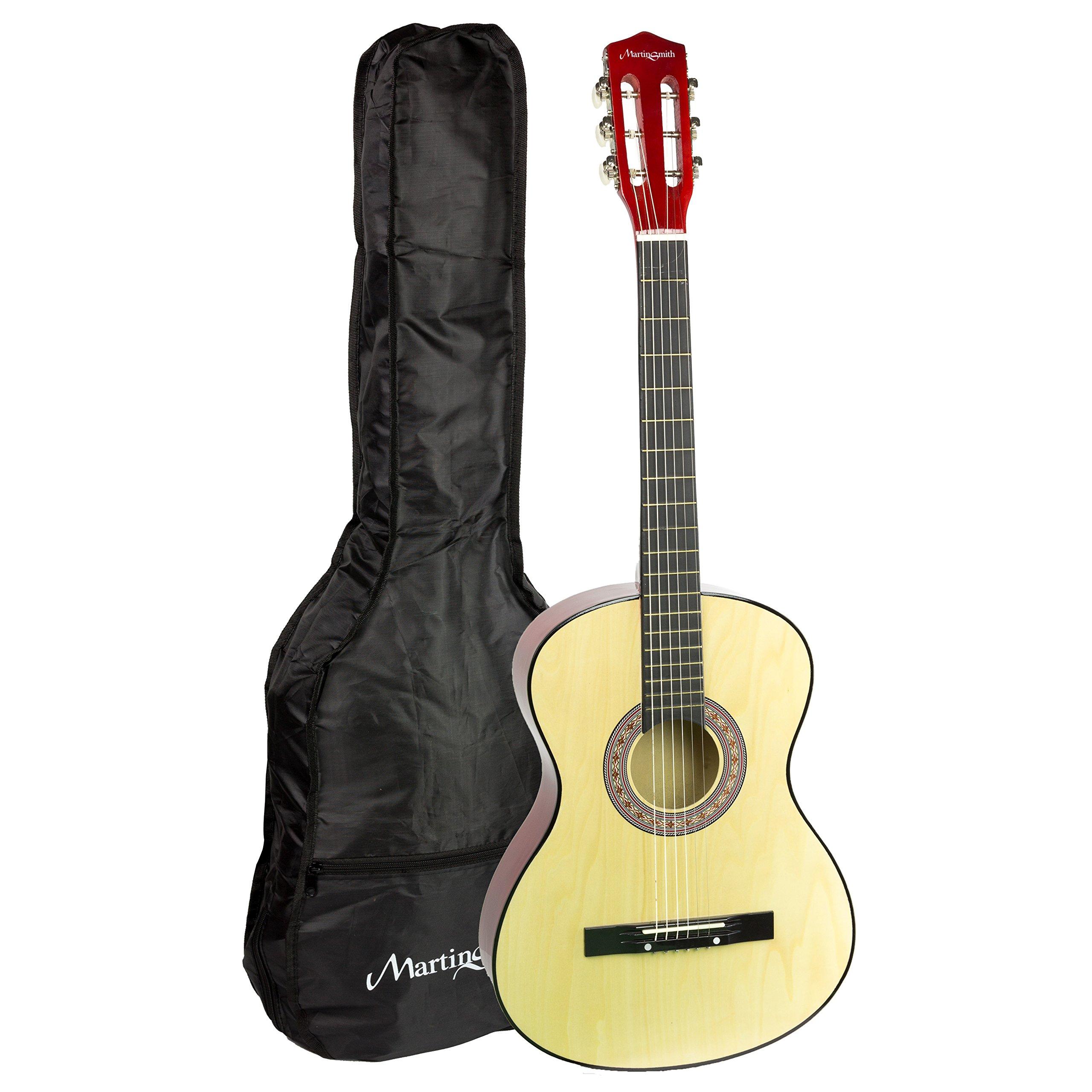 Martin Smith Acoustic Guitar Pack Guitar Yurt