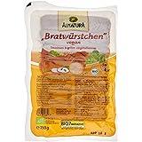 Alnatura Bio Bratwürstchen vegan, 250 g